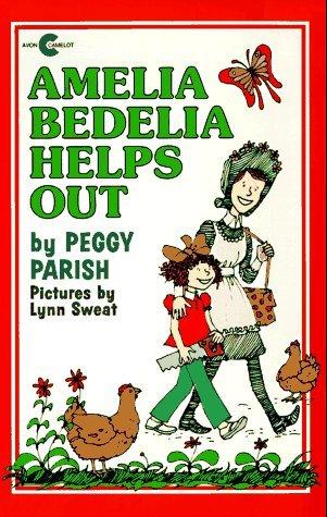 Amelia Bedelia Helps Out (An Avon Camelot Book) Peggy Parish