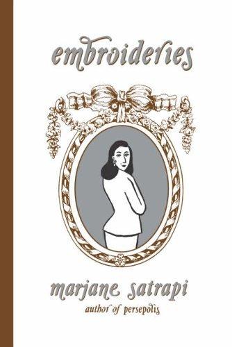 Embroideries Marjane Satrapi