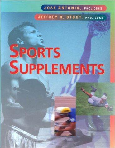Sports Supplements  by  José Antonio