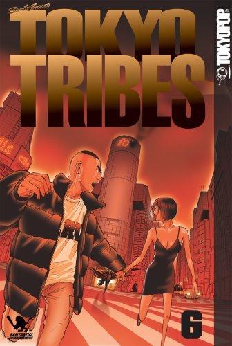Tokyo Tribes 6 Santa Inoue