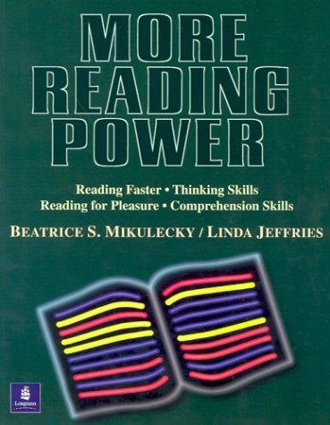 More Reading Power Beatrice S. Mikulecky