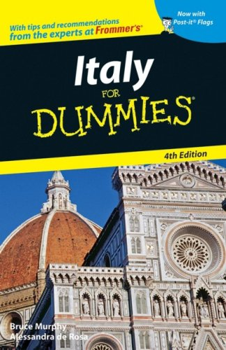 Rome for Dummies Bruce Murphy