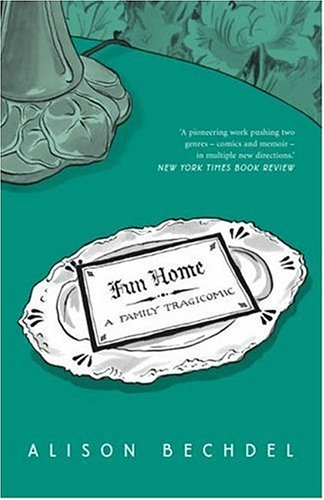 Fun Home Alison Bechdel