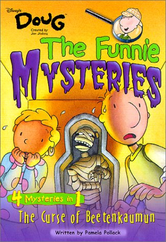 The Curse of the Beetenkaumun (Doug Funnie Mysteries: Book #4)  by  Pamela D. Pollack