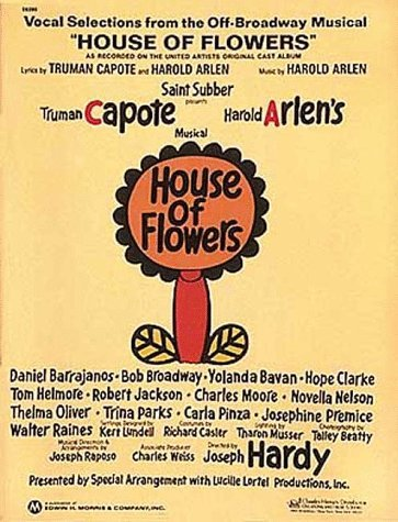House of Flowers Truman Capote