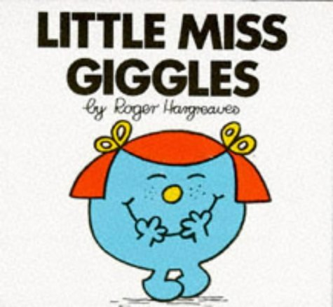 Little Miss Giggles (Little Miss Library)  by  Roger Hargreaves