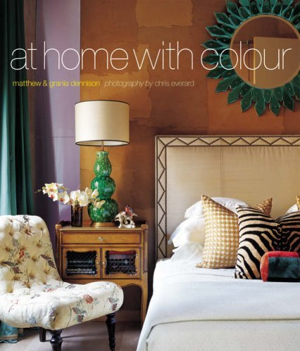At Home With Colour  by  Matthew  Dennison