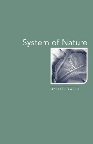 Systeme de La Nature (2 )  by  Paul Henry Thiry dHolbach