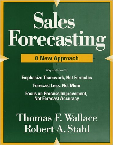 Sales Forecasting: A New Approach Thomas F. Wallace