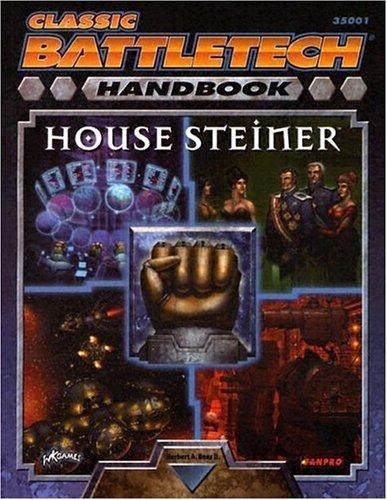 Classic Battletech Handbook: House Steiner (FPR35001)  by  FanPro