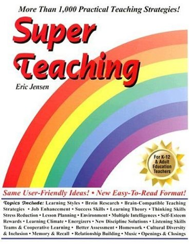 Super Teaching Eric Jensen