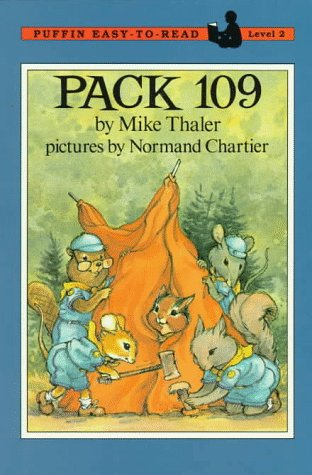 Pack 109: Level 2 Mike Thaler