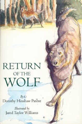 Return of the Wolf Dorothy Hinshaw Patent