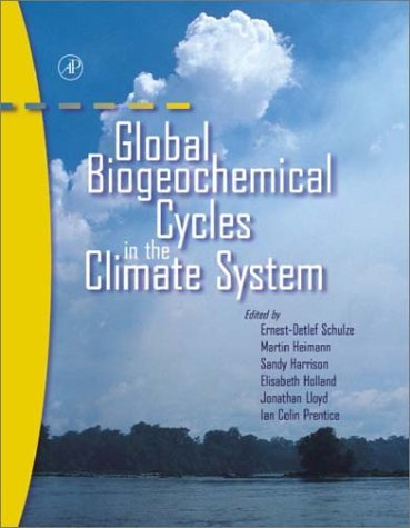 Global Biogeochemical Cycles in the Climate System Ernst-Detlef Schulze