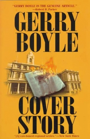 Cover Story (Jack McMorrow Mystery #6) Gerry Boyle