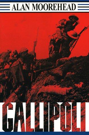 Gallipoli  by  Alan Moorehead