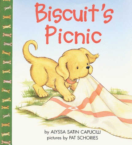 Biscuits Picnic  by  Alyssa Satin Capucilli