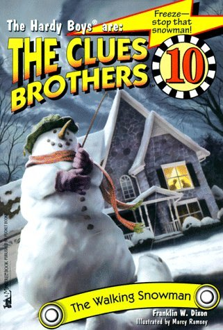 The Walking Snowman (Hardy Boys: Clues Brothers, #10) Franklin W. Dixon