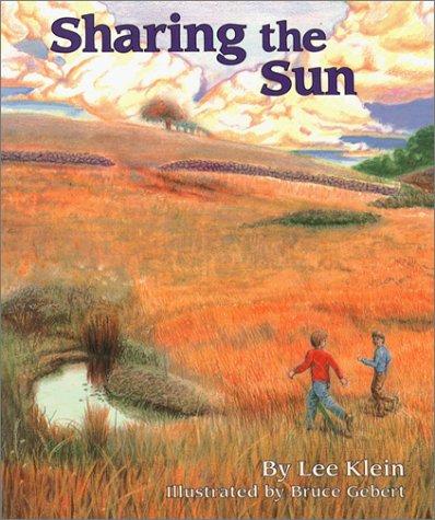 Sharing The Sun Lee  Klein
