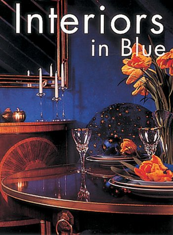 Interiors in Blue  by  Rockport Publishers