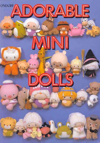 Adorable Mini Dolls  by  Momo-Taro