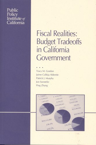 Fiscal Realities: Budget Tradeoffs in California Government Tracy M. Gordon