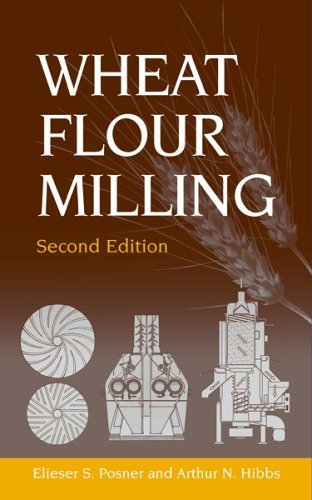 Wheat Flour Milling  by  Elieser S. Posner
