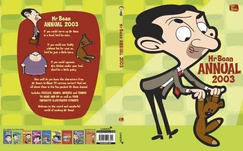 Mr. Bean Annual 2003  by  Rod Green