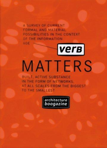 Verb Matters  by  Jaime Salazar