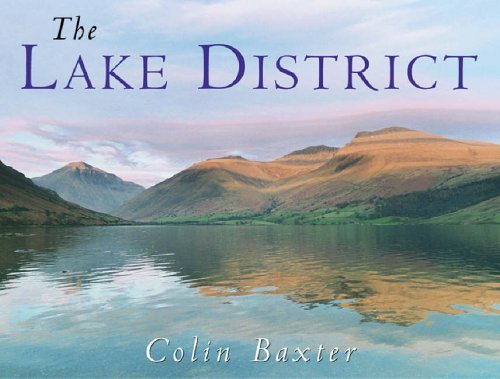 The Lake District  by  Gilbert J. Summers