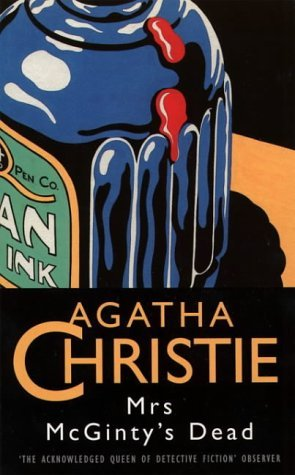 Mrs. McGintys Dead  by  Agatha Christie