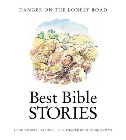 Danger on the Lonely Road  by  Jennifer Rees Larcombe