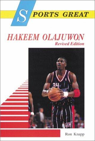 Sports Great Hakeem Olajuwon  by  Ron Knapp