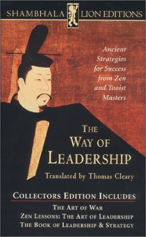 The Way Of Leadership Thomas Cleary