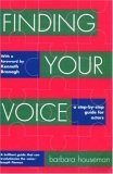 Finding Your Voice  by  Barbar Houseman