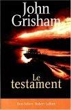 Le Testament  by  John Grisham