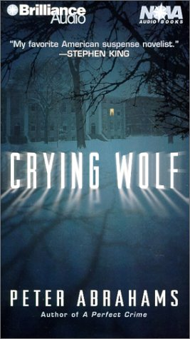 Crying Wolf Peter Abrahams