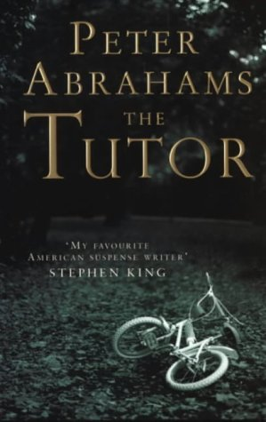 Tutor  by  Peter Abrahams