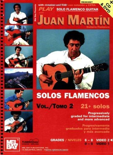 Play Solo Flamenco Guitar with Juan Martin Vol  by  Juan Martin