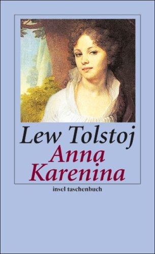 Anna Karenina.  by  Leo Tolstoy