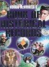 Norris McWhirters Book of Historical Records  by  Norris McWhirter