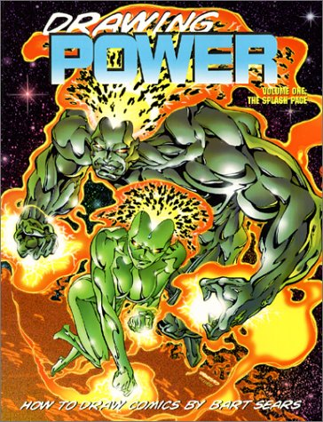 Drawing Power Volume 1 Bart Sears
