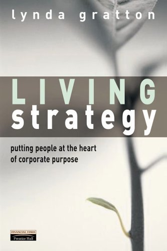 Living Strategy Lynda Gratton