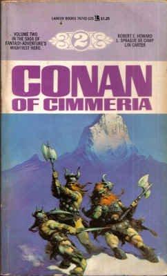 Conan: Conan of Cimmeria (Book 2)  by  Robert E. Howard
