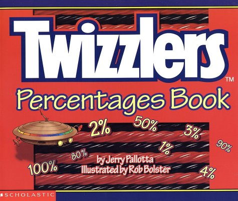Twizzlers Percentages Book Jerry Pallotta