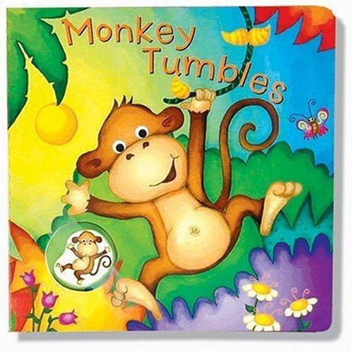 Monkey Tumbles Margaret Wang