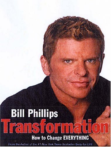 Transformation 4-CD: Make a Change     Make a Difference  by  Bill Phillips