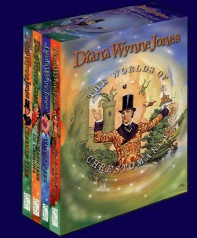 The Worlds of Chrestomanci (Chrestomanci, #1-4)  by  Diana Wynne Jones