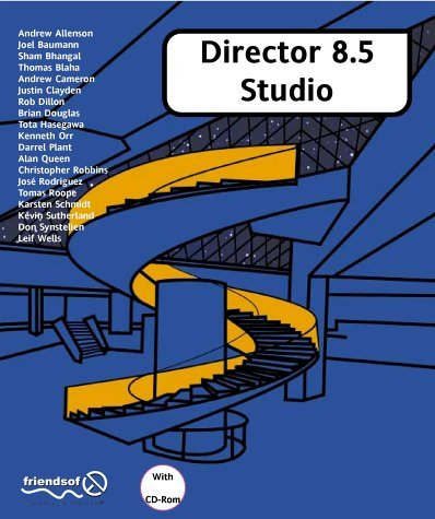 Director 8.5 Studio: with 3D, Xtras, Flash and Sound Christopher Robbins
