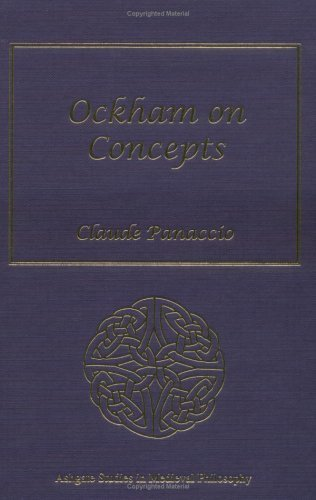 Ockham On Concepts  by  Claude Panaccio